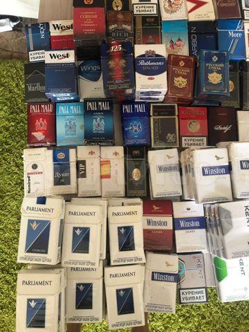 Купить пустые пачки под сигареты купить табак в тамбов оптом