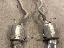 Глушитель hamman BMW X5 E53