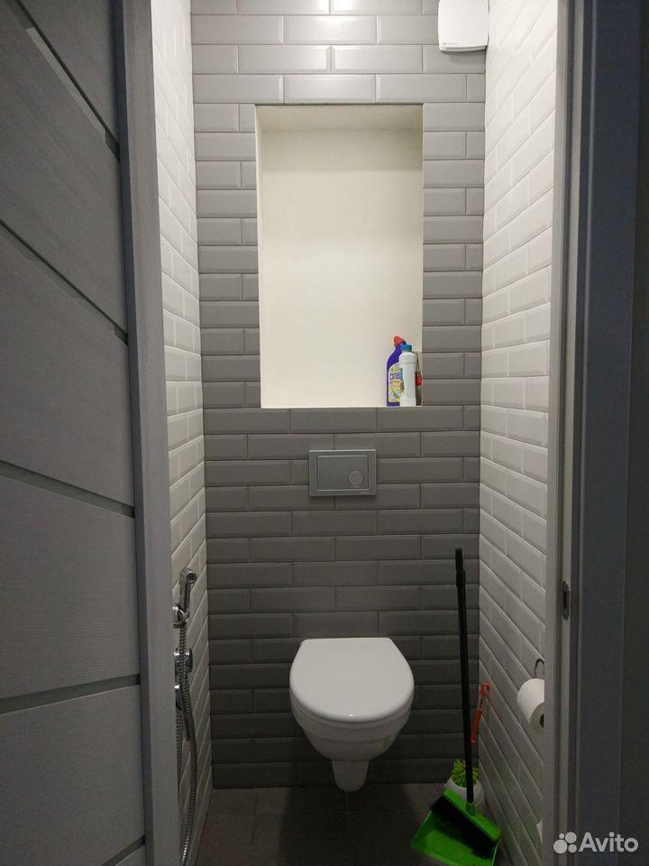 2-к квартира, 60 м², 10/16 эт.