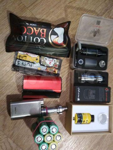электронная сигарета бу купить челябинск