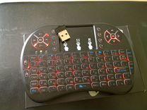Беспроводная клавиатура для пк и smart tv