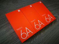 Xiaomi Redmi 6A 2/16гб карта памяти в подарок
