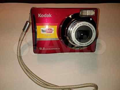 Фотоаппарат Kodak EasyShare C140 8.2Мп