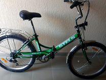 Велосипед складной новый на гарантии — Хобби и отдых в Геленджике
