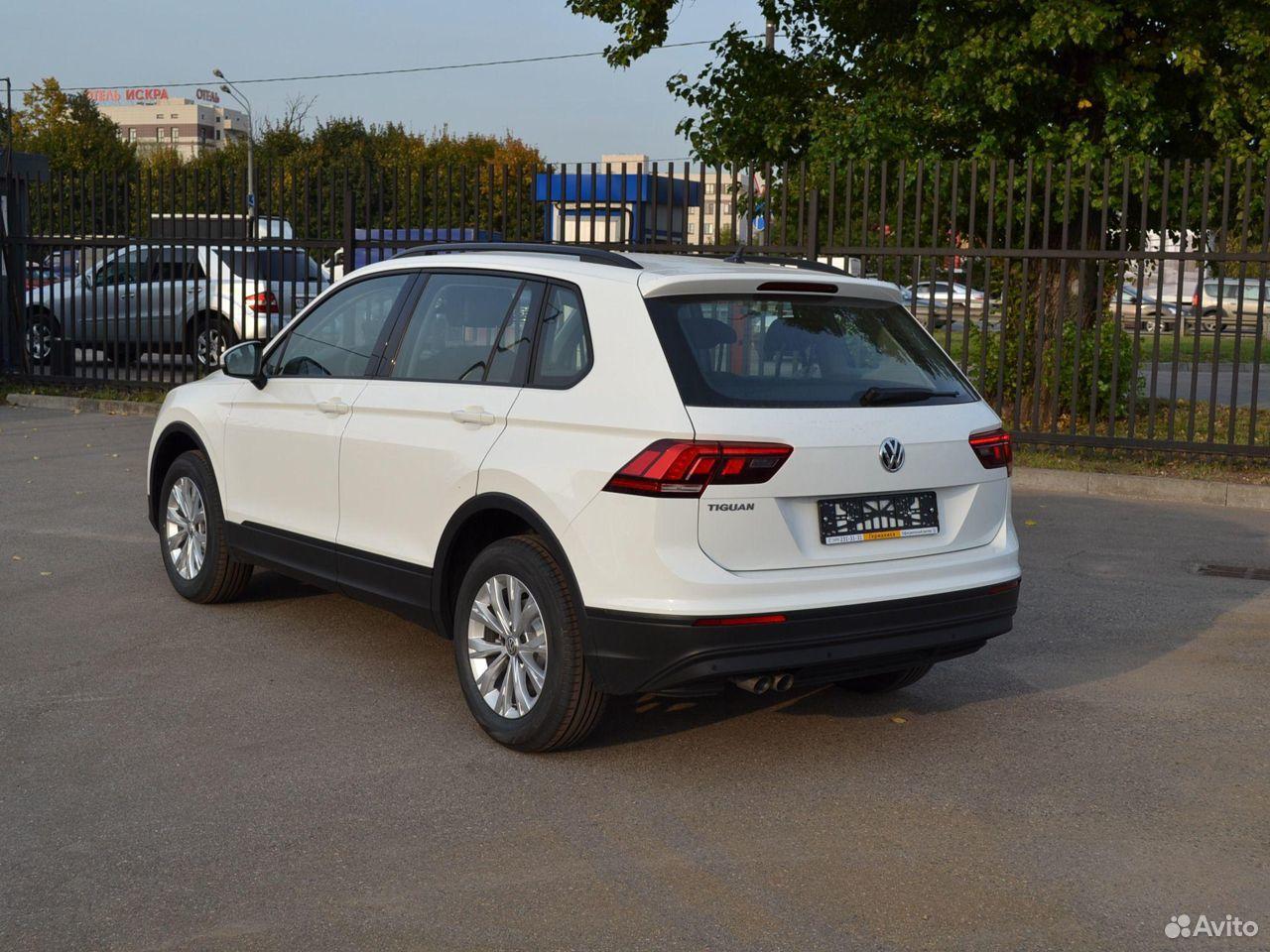 Volkswagen Tiguan, 2020 89873219318 купить 2