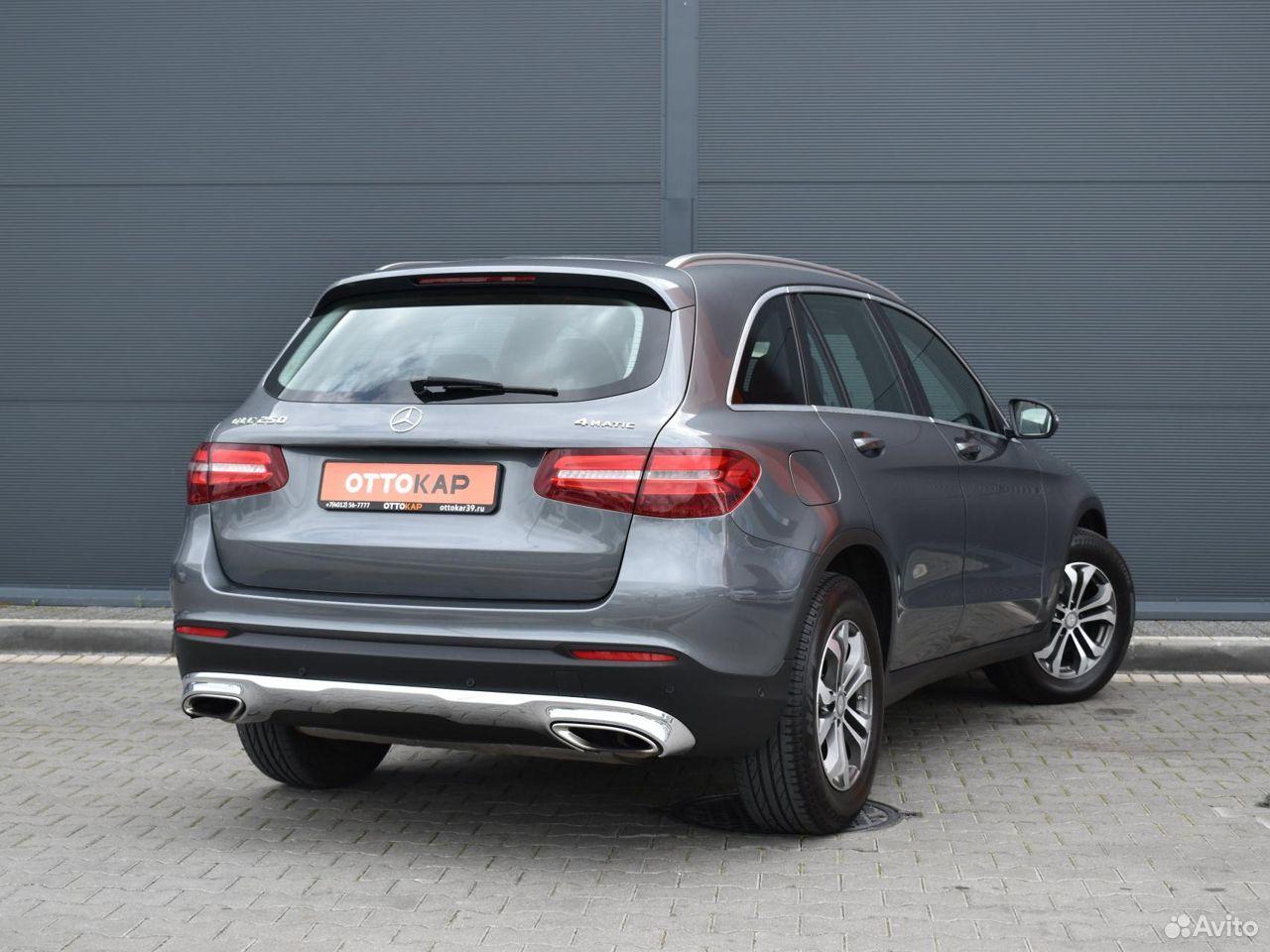 Mercedes-Benz GLC-class in 2016  89118607985 buy 4