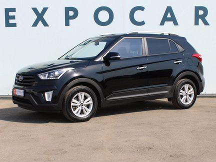 Hyundai Creta 2.0AT, 2018, 45882км - авторынок - Объявления в Марксе