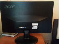 Монитор Acer s220hql b bd