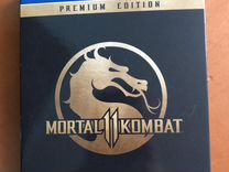 Продам Mortal Kombat 11 Premium Edition на PS4