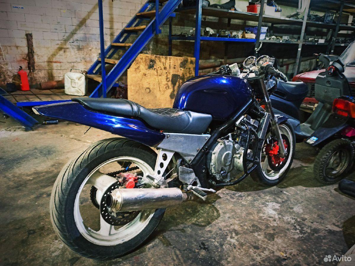 Honda cb1  89116403941 купить 6