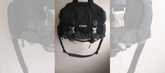 95983f179c99 Сумка Canon для фото и видеотехники купить в Тульской области на Avito —  Объявления на сайте Авито