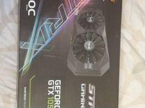 Asus GTX 1050 Ti strix gaming OC